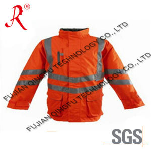 New Design of Reflective Safety Jacket (QF-541) pictures & photos