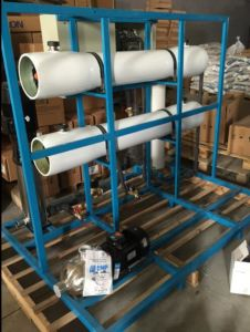 4040 FRP Membrane Vessel for Industrial RO Water System pictures & photos