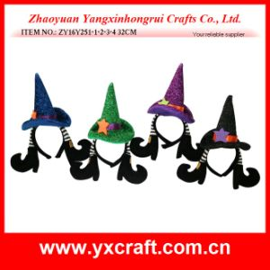 Halloween Decoration (ZY16Y251-1-2-3-4 32CM) Halloween Cosplay Hat pictures & photos