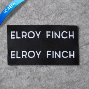 Ecofriendly Woven Garment Label Clothing Label pictures & photos