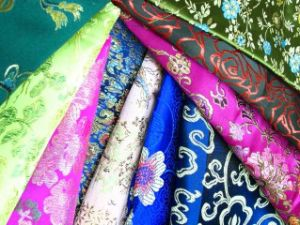 Brocade Jacquard Fabric