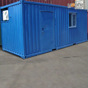 Antirust Shipping Container Home (C-H 136)