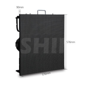 Indoor Outdoor Rental Aluminum Diecast LED Panel/Video Display Screen/Sign/Wall/Billboard pictures & photos