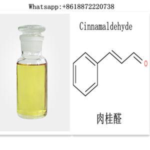 99% Cinnamaldehyde Yellowish Oil CAS: 104-55-2 for Sterilization pictures & photos
