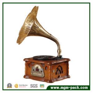 Classical Decorative Gramophone with CD Player pictures & photos