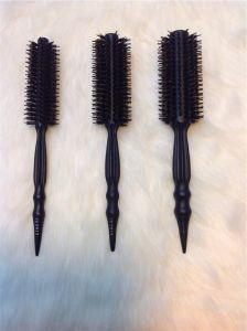 Different Size Hair Brush Paddle Hair Brush Nylon and Boar Bristle (F005) pictures & photos