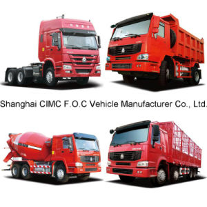 Supply Sinotruk HOWO Truck HOWO Dump Truck HOWO Cargo Truck and HOWO Tractor Truck pictures & photos