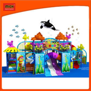 Undersea Theme Soft Indoor Playground for Kids pictures & photos