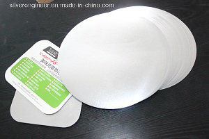 Food Container Laminated Paper Lid pictures & photos