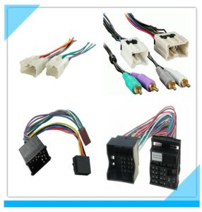 China Factory Car Stereo Auto Wiring Harness pictures & photos