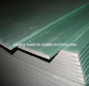 Good Quality Moisture Proof/Moisture Resistant Drywall Gypsum Board/Plasterboard pictures & photos