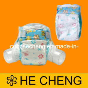 Best Selling Disposable Baby Diaper Products in Nigeria (A-Lenet) pictures & photos