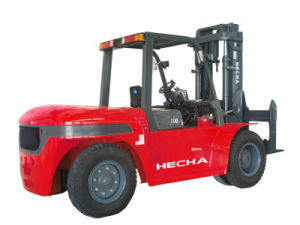 Diesel Forklift Truck 3 Ton Japan pictures & photos