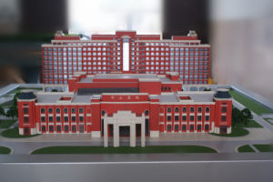 Architectural Scale Model of Hospital Building (JW-31) pictures & photos