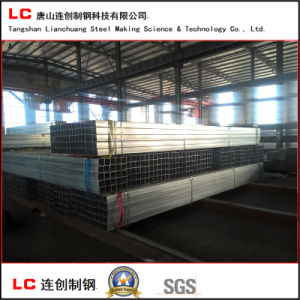 Pre-Galvanized Square Steel Pipe Made in China pictures & photos