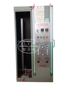 Vertical Flame Propagation Test Apparatus for Single Insulated Wire pictures & photos