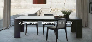 European Modern Dining Room Furniture Wooden Dining Table (E-22) pictures & photos