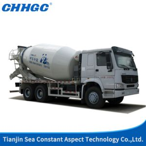 Sinotruck Concrete Mixer Truck pictures & photos