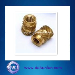 Custom Size Brass Plastic Frame Hot Melt Nut pictures & photos