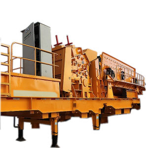 Mobile Crusher Plants pictures & photos