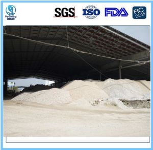 Factory Sale 65% Al2O3 Calcined Talc Powder pictures & photos