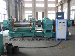 Open Rubber Mixer Xk-400/Rubber Open Mill Machinry pictures & photos