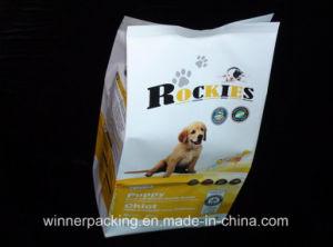 Big Volume Side Gusset Bag for Pet Food Packaging