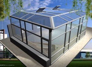 Garden Green House/Glass Green House/ Conservatory/Sun Room/Gazebo pictures & photos