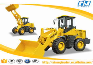 Yn926g Wheel Loader Zl20 2 Ton 1.1 Cbm pictures & photos