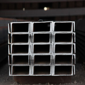 Chinese Good Quality Steel Channel with Good Price pictures & photos