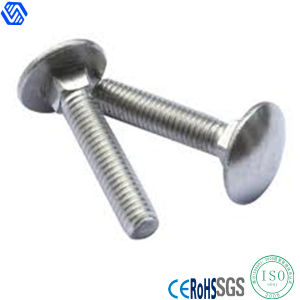 Half Round Head Bolt Carriage Bolt pictures & photos