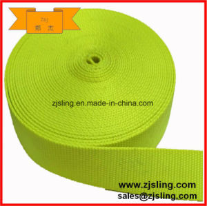 Load Restriant Polyester Webbing 20-25mm for Lashing Strap pictures & photos