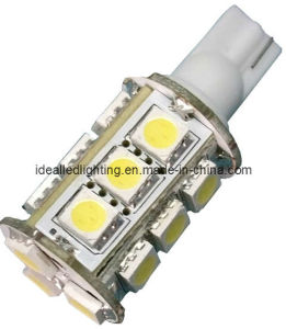 LED T10 18SMD Autobulb 10-30V pictures & photos