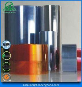 Taiwan Quality Blue Tone Rigid Film PVC