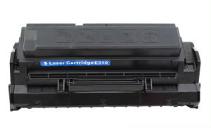 Compatible Black Toner Cartridge for Lexmark E310