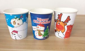 Hot Drink Disposable Paper Cup pictures & photos