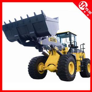 5ton Hydraulic Wheel Loader for Sale pictures & photos