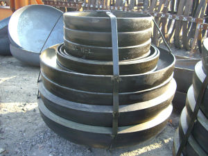 Elliptical Head 2: 1/ Hemispherical Head/Dished Headfor Storage Tank Cover pictures & photos
