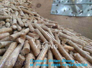 1 Ton/Hour Vertical Ring Die Straw Pellet Machine pictures & photos