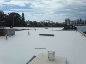 Fully Adhered 45 Mil Tpo Waterproofing Membrane pictures & photos