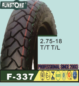 Motorcycle Tyre/Cross Country Tyre2.75-18 pictures & photos