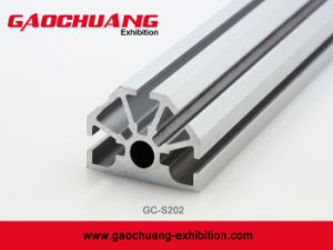 Upright Extrusion for Modular Exhibition Booth Display Stand (GC-S202) pictures & photos