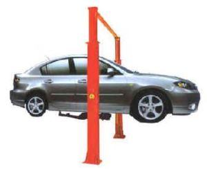 Hydraulic Heavy Duty 2 Post Car Auto Vehicle Equipment pictures & photos