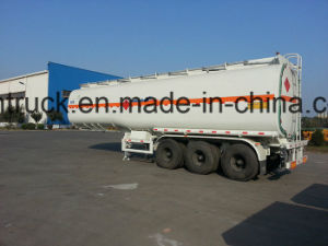 Cimc Brand 50m3 Oil Tank Trailer pictures & photos
