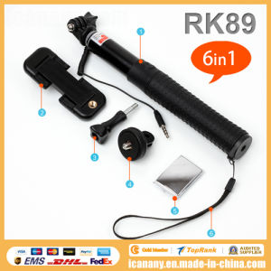 Selfie Stick for Smartphones (RK89E) pictures & photos