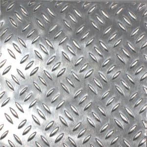300 Series 2b No1 Embossed Stainless Steel Plate pictures & photos