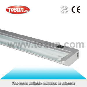 ABS Cover T5 T8 Fluorescent Fixture pictures & photos