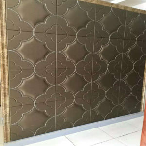 3D Acoustic Wall Panel Decoration Wall Panel Decorative Board for Home pictures & photos