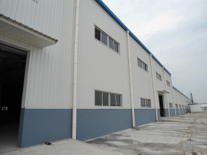 Prefabricated Steel Structure Building/Prefab Construction Building pictures & photos