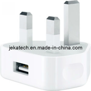 UK Plug Wall Charger AC Adapter for iPhone pictures & photos